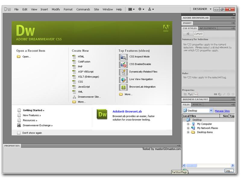 программы для дизайна сайтов